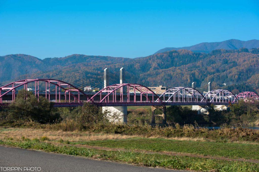 D750+シグマ70-200F2.8のサンプル画像④「橋」