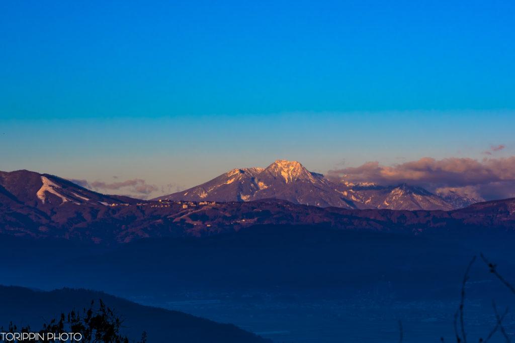 妙高山の画像
