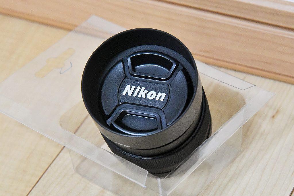 フォクトレンダー NOKTON 58mm F1.4 SLIIにレンズキャップを付けました
